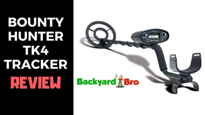 Bounty Hunter Tk4 Tracker Iv Metal Detector Review 2020