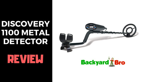 Discovery 1100 Metal Detector Review | A Complete Review