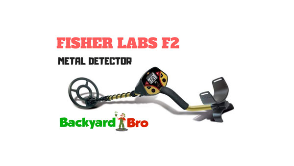 The Fisher F2 Metal Detector