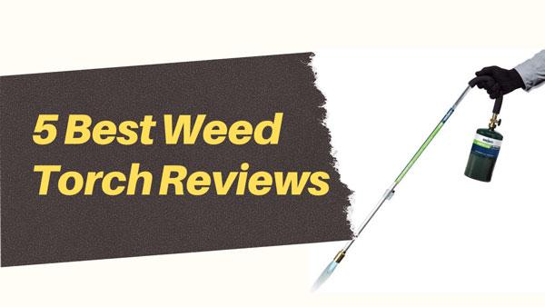 5 Best Propane Weed Burners Reviews | 2021- May